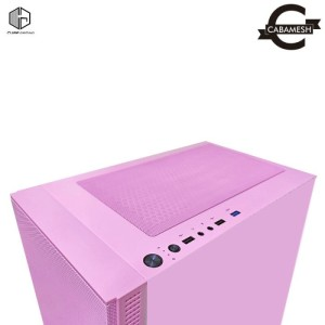 Jual Cube Gaming Cabamesh White Black Inside Matx Free 2 Pcs Rgb Fan Jakarta Utara Tf Com Tokopedia