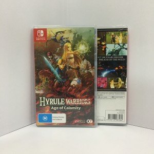 Jual Hyrule Warriors Age Of Calamity Switch Jakarta Utara Pixel Game Shop Tokopedia