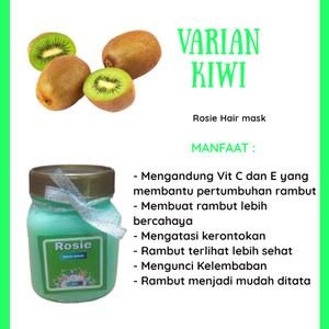 Jual Masker Rambut Rosie Varian Kiwi Jakarta Barat Rinshop21 Tokopedia