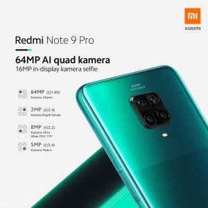 Jual Xiaomi Redmi Note 9 Pro Ram 8gb 128gb Interstellar Grey Resmi Tam Kota Tangerang Selatan T Mobile Bsdmall Tokopedia