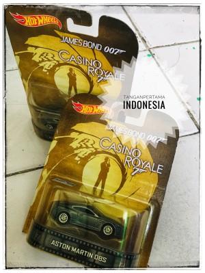 Jual Hot Wheels James Bond Aston Martin Kota Surabaya Tangan Pertama Indonesia Tokopedia