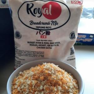 Jual Royal Breadcrumb Mix Tepung Roti 250gram Jakarta Barat Sentosashopping Tokopedia