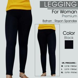 Jual Fashion Legging For Women Celana Legging Polos Wanita Jakarta Barat Ninashopp Tokopedia