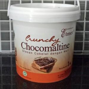 Selai Crunchy Chocomaltine Elmer