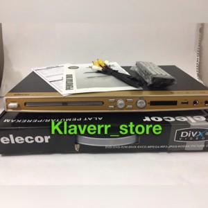 DVD player elecor EL-360-O