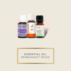 Mood Lifting Essential Oil