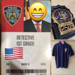 Paket NYPD collection