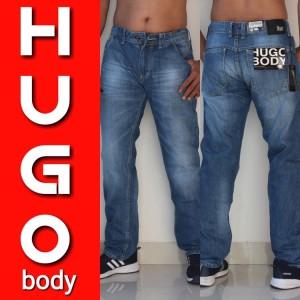 Celana Jeans Merk Hugo Size 33-36