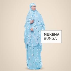 Mukena Bunga