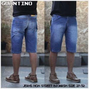 Celana Jeans Pendek Guantino