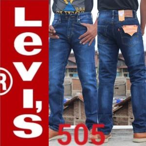 Celana Jeans Levis 505 Premium