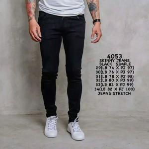 Celana Jeans Strect Polos