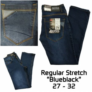 Celana Jeans Regular Strect