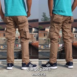 Celana Cargo Panjang New