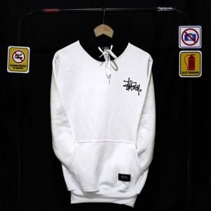 Sweater Hoddie White