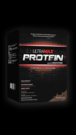 Ultimate Nutrition Ultramax Protein 2 lbs