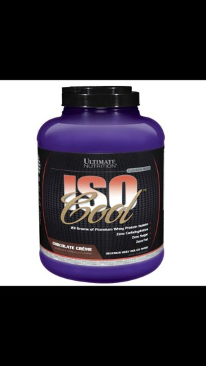 Ultimate Nutrition Iso Cool 5 lbs