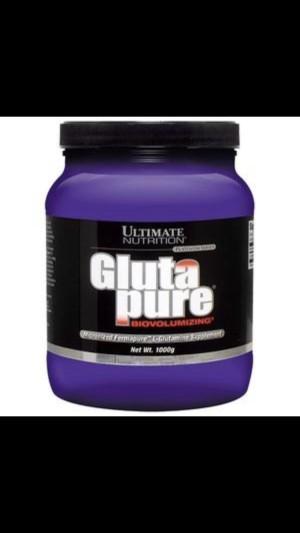 Ultimate Nutrition Glutapure 1000grams Suplemen Fitness