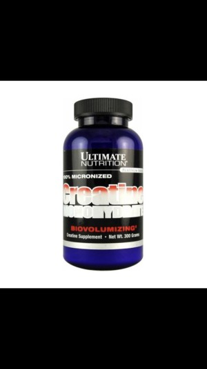 Ultimate Nutrition Creatine Monohydrate 300grams Suplemen Fitness