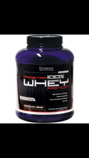 Ultimate Nutrition Prostar Whey Protein 5,28 lbs