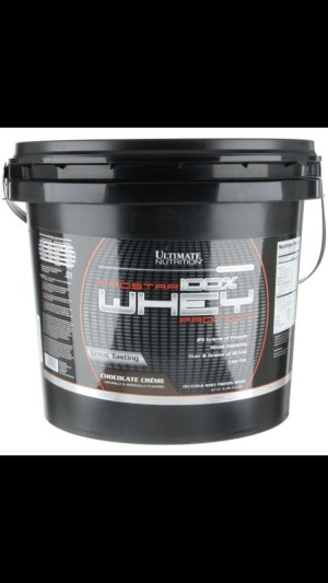 Ultimate Nutrition Prostar Whey Protein 10 lbs