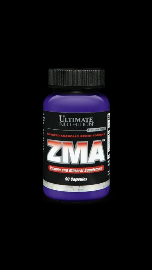 Ultimate Nutrition ZMA 90 capsules Suplemen Fitness