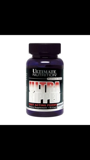 Ultimate Nutrition Ultra Ripped FAF 90 capsules Suplemen Fitness