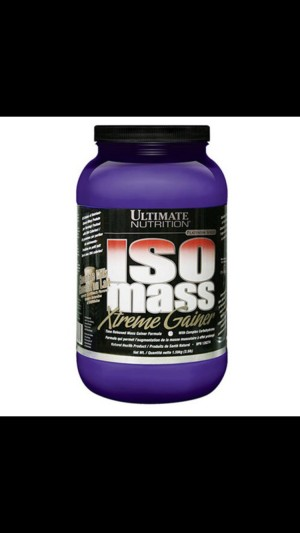 Ultimate Nutrition Isomass Xtreme Gainer 3,5 lbs
