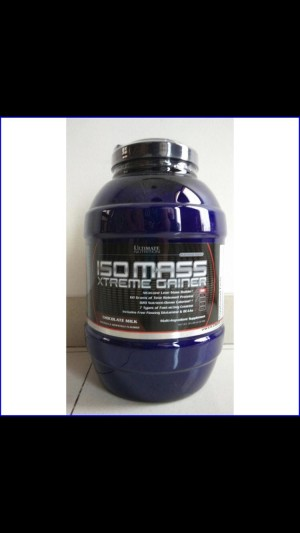 Ultimate Nutrition Isomass Xtreme Gainer 10 lbs