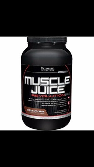 Ultimate Nutrition Muscle Juice Revolution 4,69 lbs