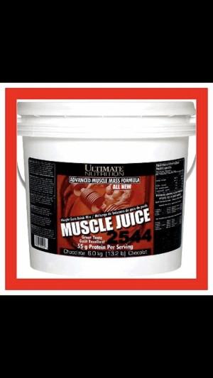 Ultimate Nutrition Muscle Juice 13,2 lbs