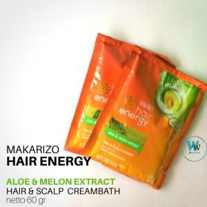 Jual Makarizo Hair Scalp Creambath Sachet 60 Gr Kab Sukabumi Pluto Garage Tokopedia