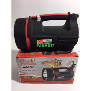 Senter charge Aoki AK-7300