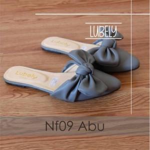 Sandal balerina flat urban n co and