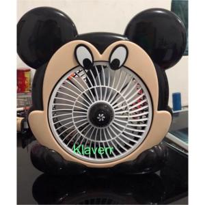Kipas angin karakter Disney Mickey