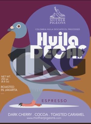 Huila DECAF (pack 1Kg)