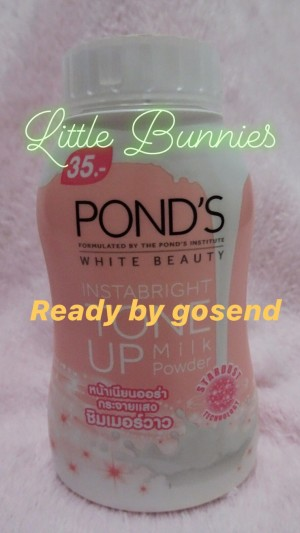 Jual Ponds White Beauty Instabright Tone Up Milk Powder - Kab  Bekasi -  Little-Bunnies | Tokopedia