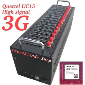 Jual Modem Pool 3G 16 PORT USB QUECTEL UC15 - Kota Tangerang Selatan -  drexellindo shop | Tokopedia
