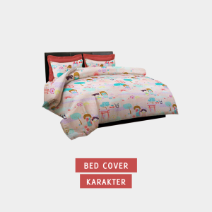 Bed Cover Karakter