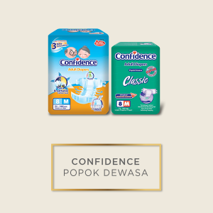 Confidence Adult Diaper