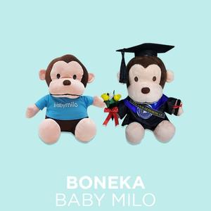 Boneka Baby Milo