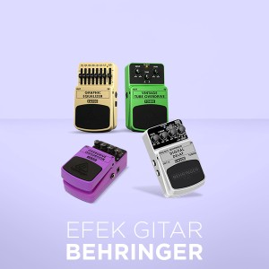 Efek Gitar Behringer
