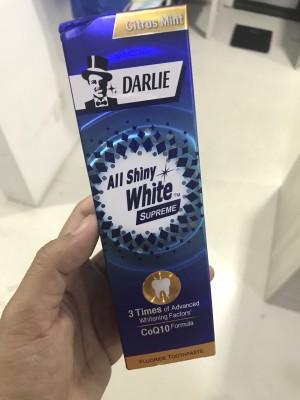 Darlie odol pemutih yang ampuh! Hasilnya dalam 2 minggu aja 😊