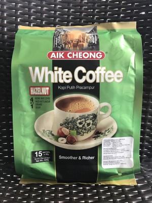 Aik Cheong White Coffee Hazelnut