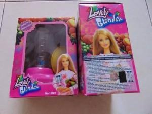 Jual Blender Barbie Mainan Anak Maenan Juicer Battery Lovely Jus Baterai Jakarta Barat Piggie Online Shop Tokopedia