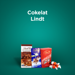 Cokelat Lindt