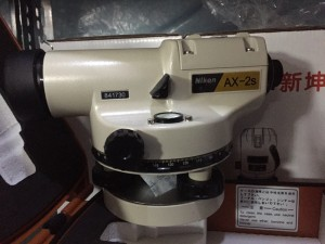 Nikon AX - 2S Waterpass (unit only)