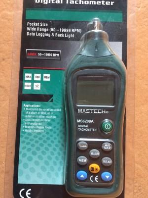 Mastech Digital Tachometer