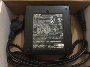 Battery Charge Sokkia