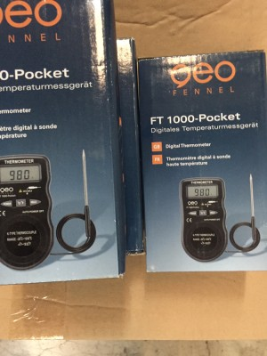 Mini Digital Thermometer FT 1000